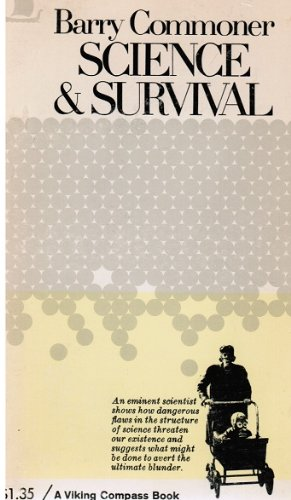 Science and Survival, Barry Commoner