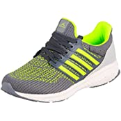 Tracer Men's Sports Shoes Grey And Green Shoes