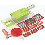 Ritu 12 In 1 Chopper Vegetable Fruit Grater Slicer & Cutter