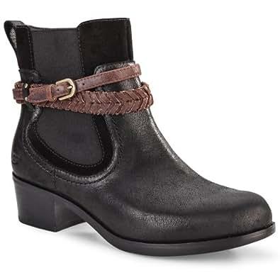 UGG Australia Women's Krewe Boots,Black,US 8 US