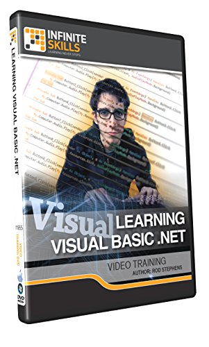 Learning Visual Basic .NET - Training DVD