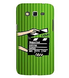 ifasho Designer Phone Back Case Cover Samsung Galaxy Grand I9082 :: Samsung Galaxy Grand Z I9082Z :: Samsung Galaxy Grand Duos I9080 I9082 ( Green Pilot Air Hostess Aviator Colorful Pattern Design )