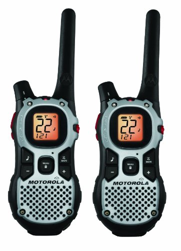 Motorola TalkAbout MJ270R 27-Mile 22-Channel FRS/GMRS Two-Way Radio