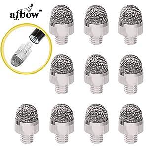 [交換用ペン先 10個セット] 特殊導電繊維 スタイラスペン abw-ps1