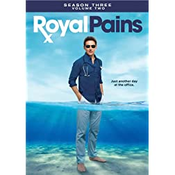 Royal Pains: Season Three - Volume Two