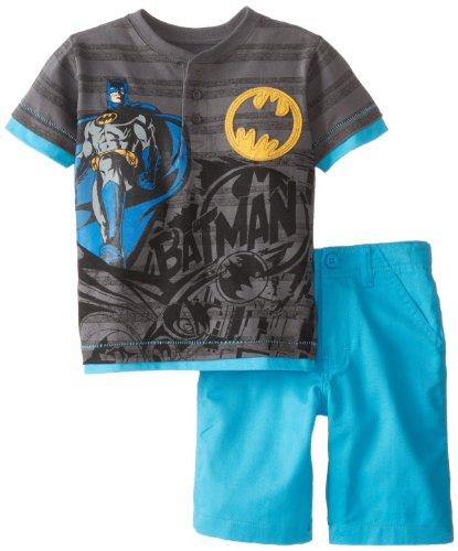 Batman Clothes For Boys front-6019