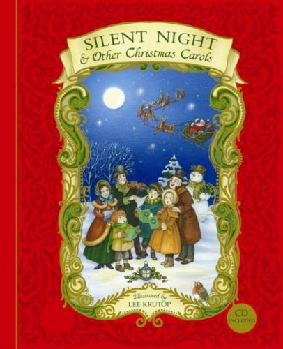 'Silent Night' and Other Christmas Carols (Book & CD)