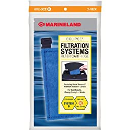 Marineland PA0136-03 Rite-Size Cartridge K, 3-Pack