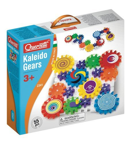 Quercetti-Qa2341-52-Pc-Georello-Kaleidogears