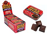 Buzz Bites Chocolate Chews - Tray of 12 Tins