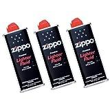 ZIPPO(ジッポー) オイル 小缶 133ml 3本セット