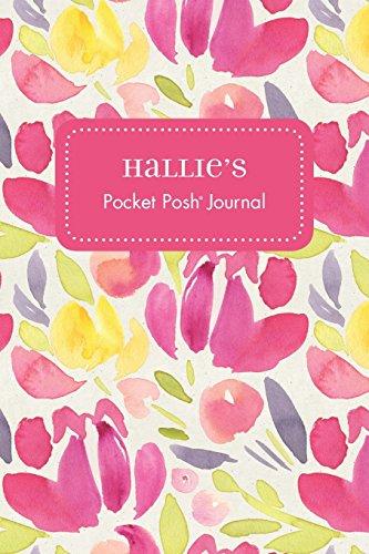 Hallie's Pocket Posh Journal, Tulip