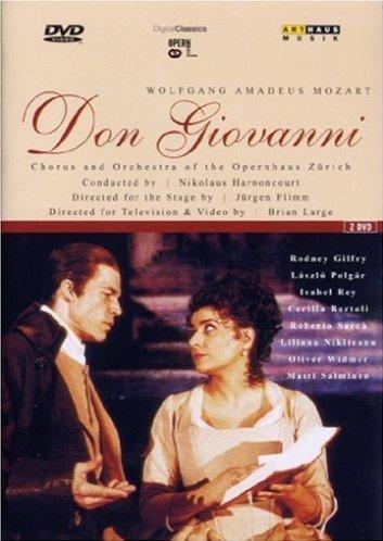 Don Giovanni (Isabel Rey,Cecilia Bartoli) - Mozart - DVD