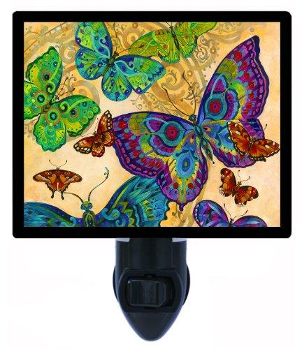 Night Light - Flutter Flock - Butterfly - Butterflies