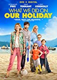 What We Did On Our Holiday - DVD + Digital
