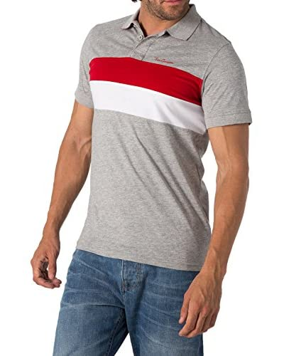 LEE COOPER Polo Gris