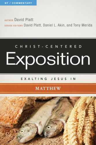exalting-jesus-in-matthew-christ-centered-exposition-commentary-english-edition