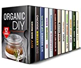 img - for Organic DIY Box Set (12 in 1): Make Your Own Hair and Body Care Products, Lip Balms, Deodorants, Bath Bombs, Butters. Scrubs and So Much More with These Amazing Organic Recipes (Body Care Recipes) book / textbook / text book