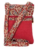 Jute Cottage Women's Dobby Sling Bag