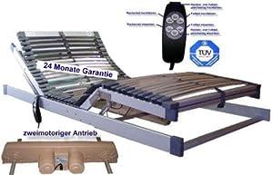 Motorlattenrost Elektrischer Lattenrost DeLuxe 100 x 200  Überprüfung und weitere Informationen