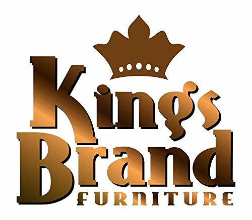 Kings Brand Furniture Metal Cheval Standing Floor Mirror, Antique Brown 2