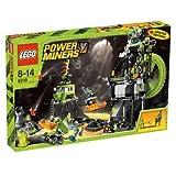 レゴ パワーマイナーズ LEGO 8709 Underground Mining Station レア物 並行輸入品