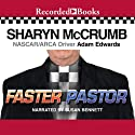 Faster Pastor (       UNABRIDGED) by Sharyn McCrumb, Adam Edwards Narrated by Susan Bennett