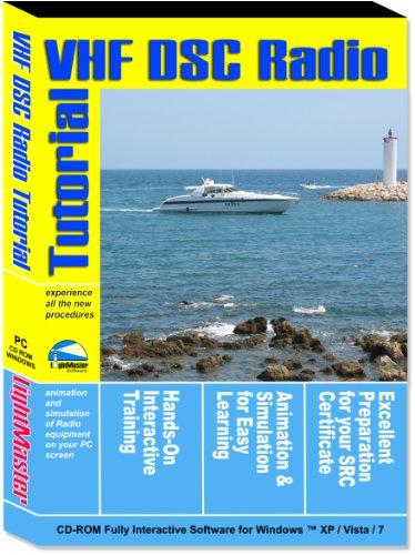 Marine VHF DSC Radio Tutor