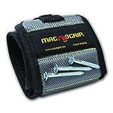 MagnoGrip 002-160 Magnetic Wristband, Platinum