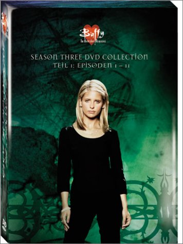 Buffy - Im Bann der Dämonen: Season 3.1 (Episode 1 - 11, 3 Discs) [Box Set]