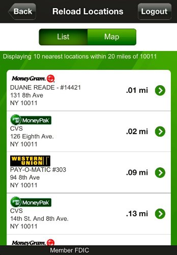 Emerald Card Atm Locator