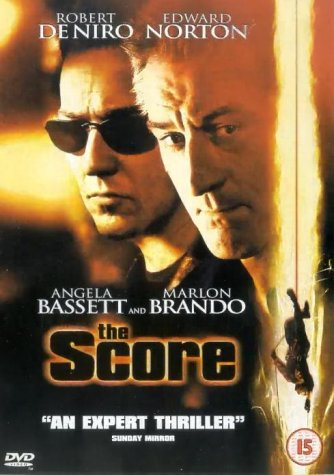 The Score (Robert De Niro) [DVD] [2001]