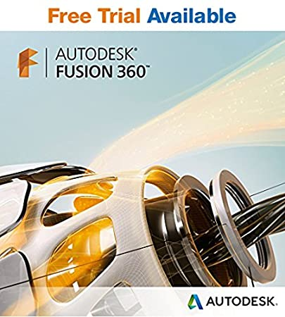 Autodesk Fusion 360 Cloud Service Subscription | Free Trial Available