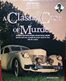 img - for A Classic Case of Murder : an Inspector Cross Mystery Jigsaw Puzzle Thriller book / textbook / text book