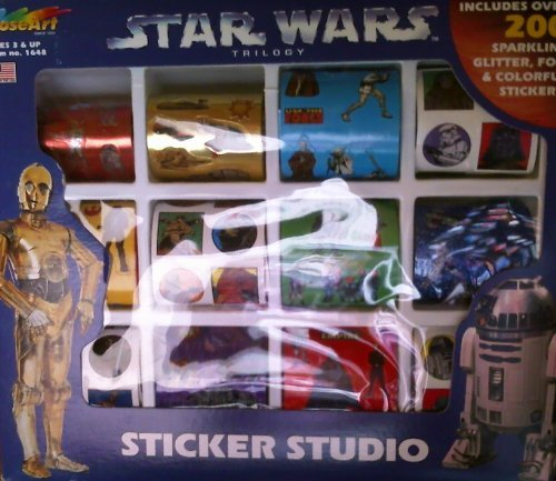 Star Wars Sticker Studio