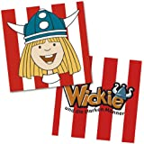 Wickie Comic Wikinger Servietten Kinderparty 20 St�ck Kindergeburtstag
