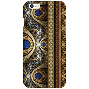 Apple iPhone 6 Back Cover - Abstract Designer Cases