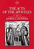 Acts of the Apostles (Anchor Bible) (0385468806) by Fitzmyer, Joseph A.