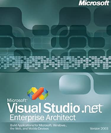 Microsoft Visual Studio .Net Enterprise Architect 2003