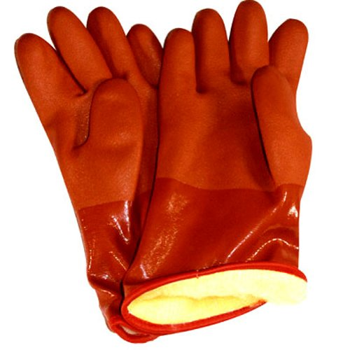 Best Buy! Atlas Glove SB460L Large Cold Resistant Snow Blower Insulated Gloves