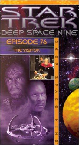 Star Trek Deep 76: Visitor [VHS] [Import]