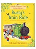 Heather Amery Rusty's Train Ride (Farmyard Tales Sticker Stories) (Farmyard Tales Sticker Storybooks)