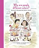 img - for Why Are People Different Colors?: Big issues for little people about identity and diversity (The Life and Soul Library) book / textbook / text book