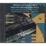 Original Ragtime Classics from the Original Piano Rolls