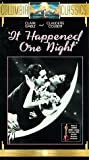 It Happened One Night [VHS]