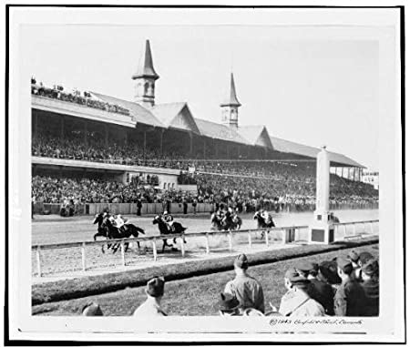 First quarter,1943,Kentucky Derby