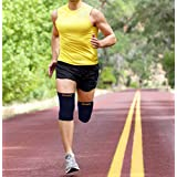 Besjex Compression Knee Sleeve (1 Pair) To Support And Protect Your Joints And Muscles - Ideal To Prevent Swelling...