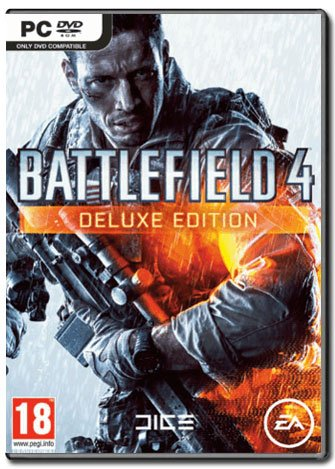 Battlefield 4 Deluxe Edition (PC)