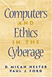 img - for Computers and Ethics in the Cyberage book / textbook / text book