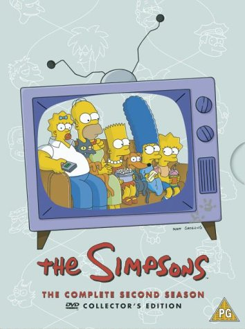 The Simpsons: Complete Season 2 [DVD]